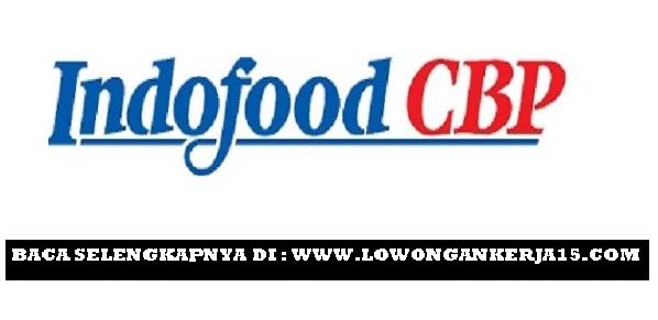 Lowongan Kerja PT Indofood CBP