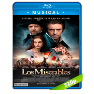 Los Miserables (2012) BRRip 720p Audio Dual Latino-Ingles