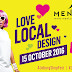 Love Local Design invades Menlyn Mall in Tshwane on October 15th