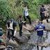 Alunos iniciam recuperação de rio e fazem mutirão ambiental