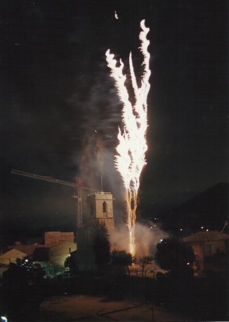 Culiblanco Por Francisco Nieto Fiesta Mayor 2001 De Montornès Del Vallès
