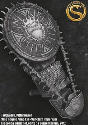 Sine Requie: Sanctum Imperium - Seconda edizione