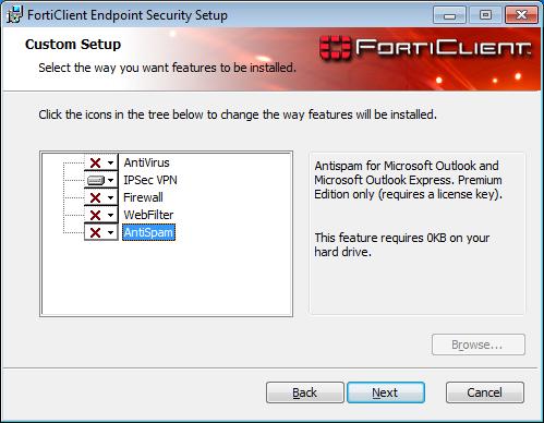 Network Galaxy: Remote Access VPN Configuration on Fortigate CLI