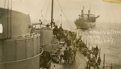 100 Tahun Misteri Hilangnya USS Cyclops Belum Terpecahkan