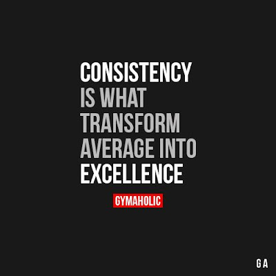 Excellence Gym Quotes