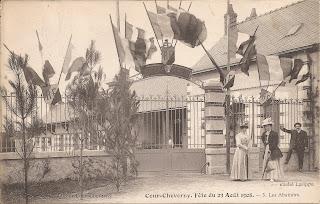 L'abattoir de Cour-Cheverny