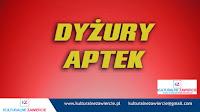 Dyzury Aptek na terenie miasta Zawiercie
