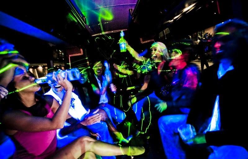 Bus Party Festa no Ônibus em Las Vegas