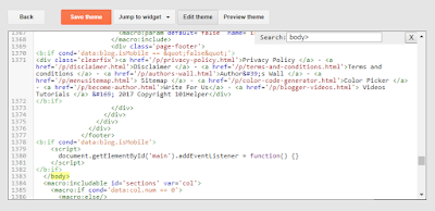 add-javascript-in-blogger-theme-template