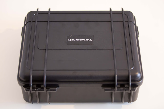 Freewell Gear  DJI MAVIC HARD CASE  Gear Review  Transportkoffer für DJI-Mavic-Pro Reisedrohne 02