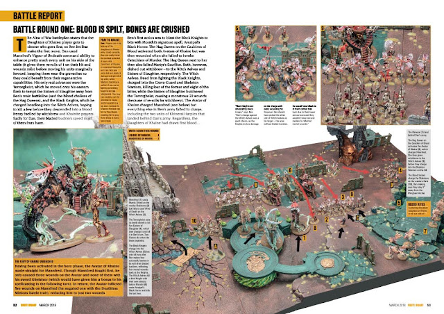Informa batalla Khaine - Nagash