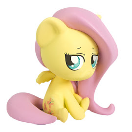 My Little Pony Chibi Vinyl Figure Series 2 Fluttershy Figure by MightyFine