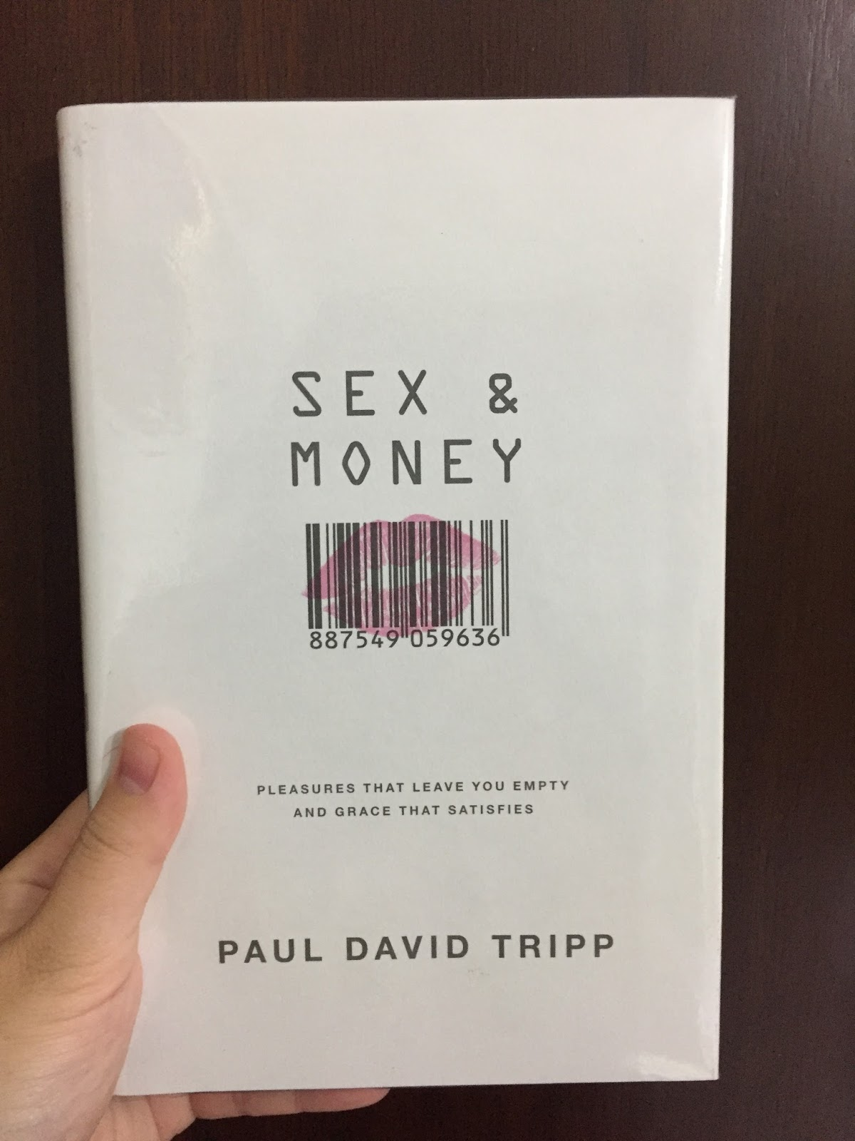 Sex and money paul accept. opinion