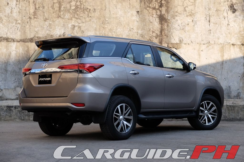 Review: 2016 Toyota Fortuner 2.8 V | Philippine Car News, Car Reviews, Automotive Features, and ...