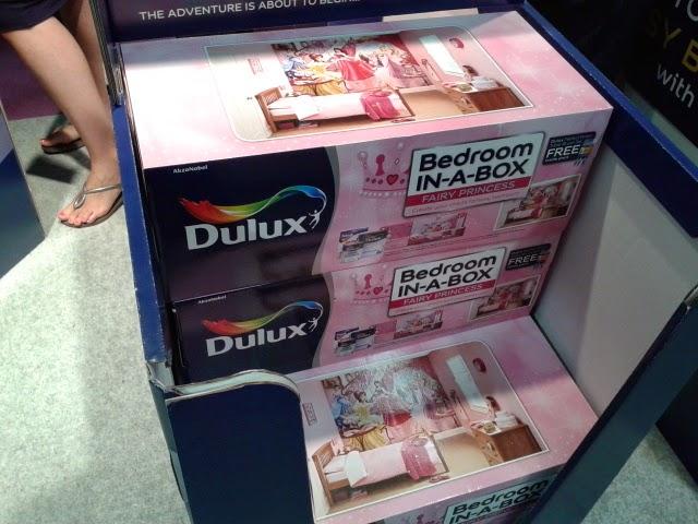 Dulux Kids Bedroom In A Box: Caffeine, Cuddles & Cardio: Decorating Your Children's