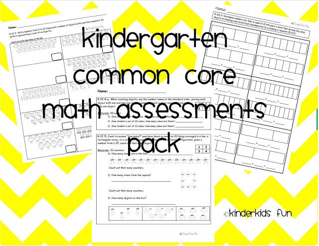 Preview+file - Common Core Kindergarten Math
