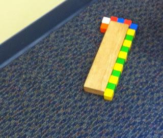Math Play: Patterning (Brick by Brick)