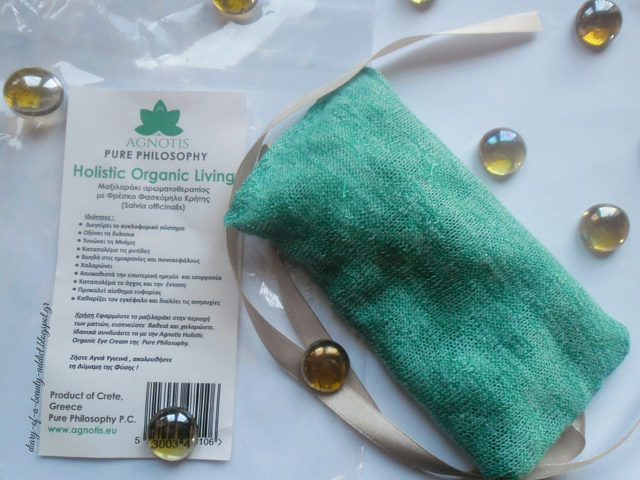 Agnotis Pure Philosophy Eye Mask review