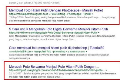 Contoh Bahwa Artikel di Wordpress Self-Hosted Tidak Selalu Menang Dari Blogspot di SERP