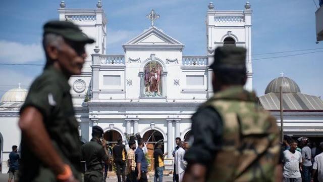 Korban Tewas Bom Sri Lanka Capai 359 Orang