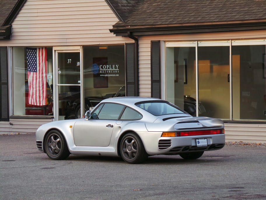 Porsche 959 For Sale >> For Sale: 1988 Porsche 959 With 10,000 Miles Priced at $1 ...