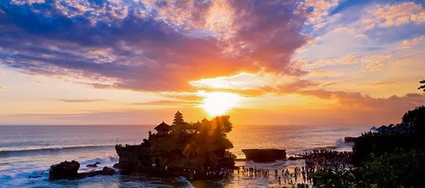 is i of the regencies inwards the province of Bali DestinationsinBali; Tabanan Regency, Bali