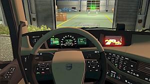 Volvo 2013 new dashboard by Piva