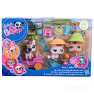 Littlest Pet Shop 3-pack Scenery Giraffe (#1488) Pet