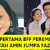 Reaksi Fazura Bila Jumpa Kawan Baik Perempuan Fattah Amin, Memang Cantik Orangnya!