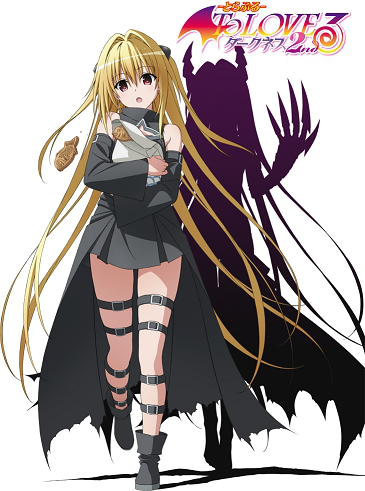 TO LOVE RU DARKNESS 2DO [14/14] [SUB ESPAÑOL] [MEGA]