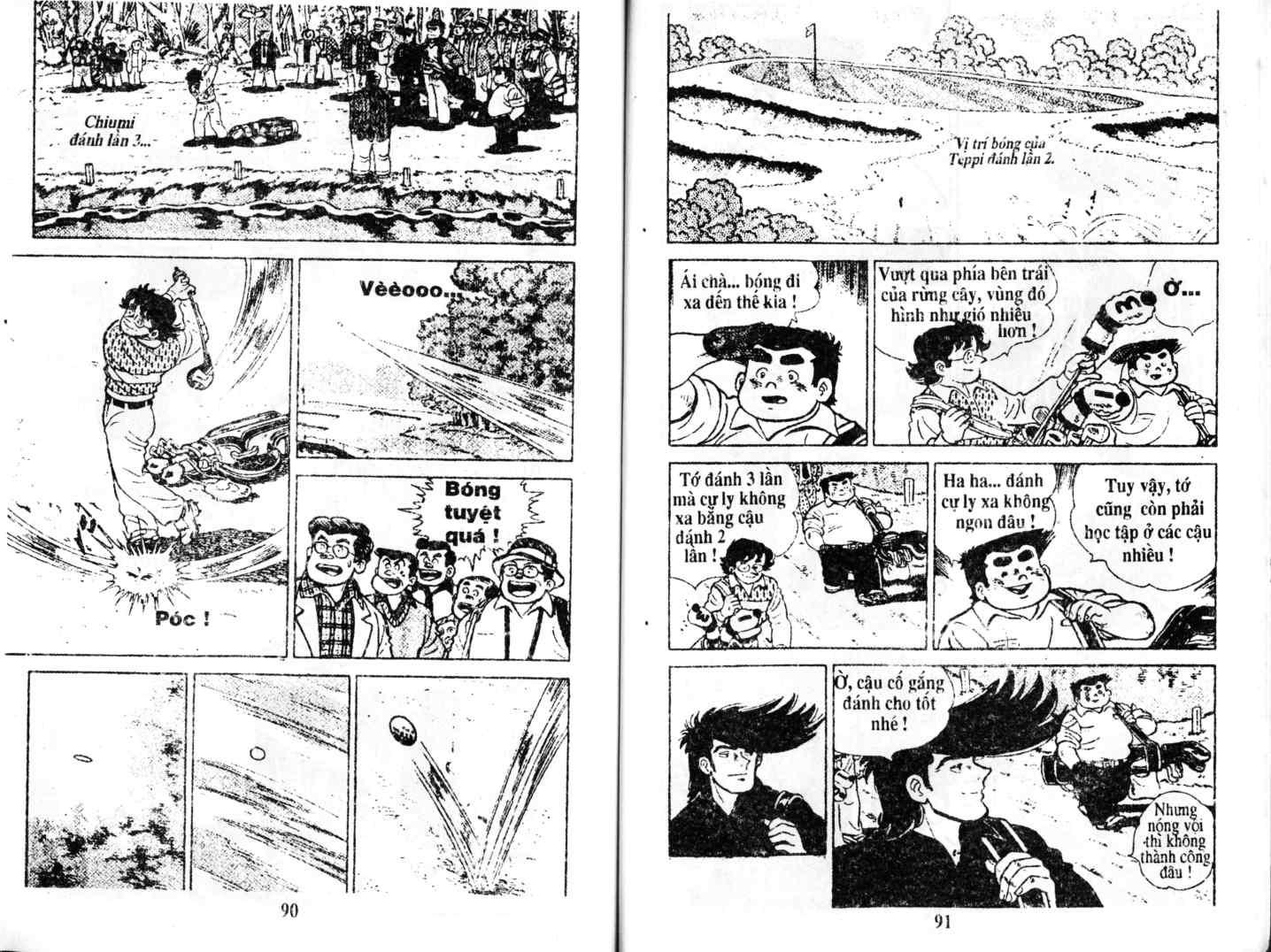 Ashita Tenki ni Naare chapter 3 trang 44