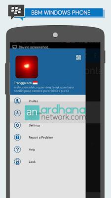 BBM Windows Phone Standart