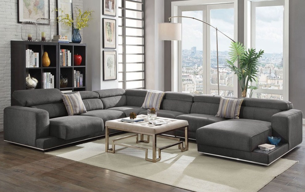 Modern Living Room Chairs  Damp