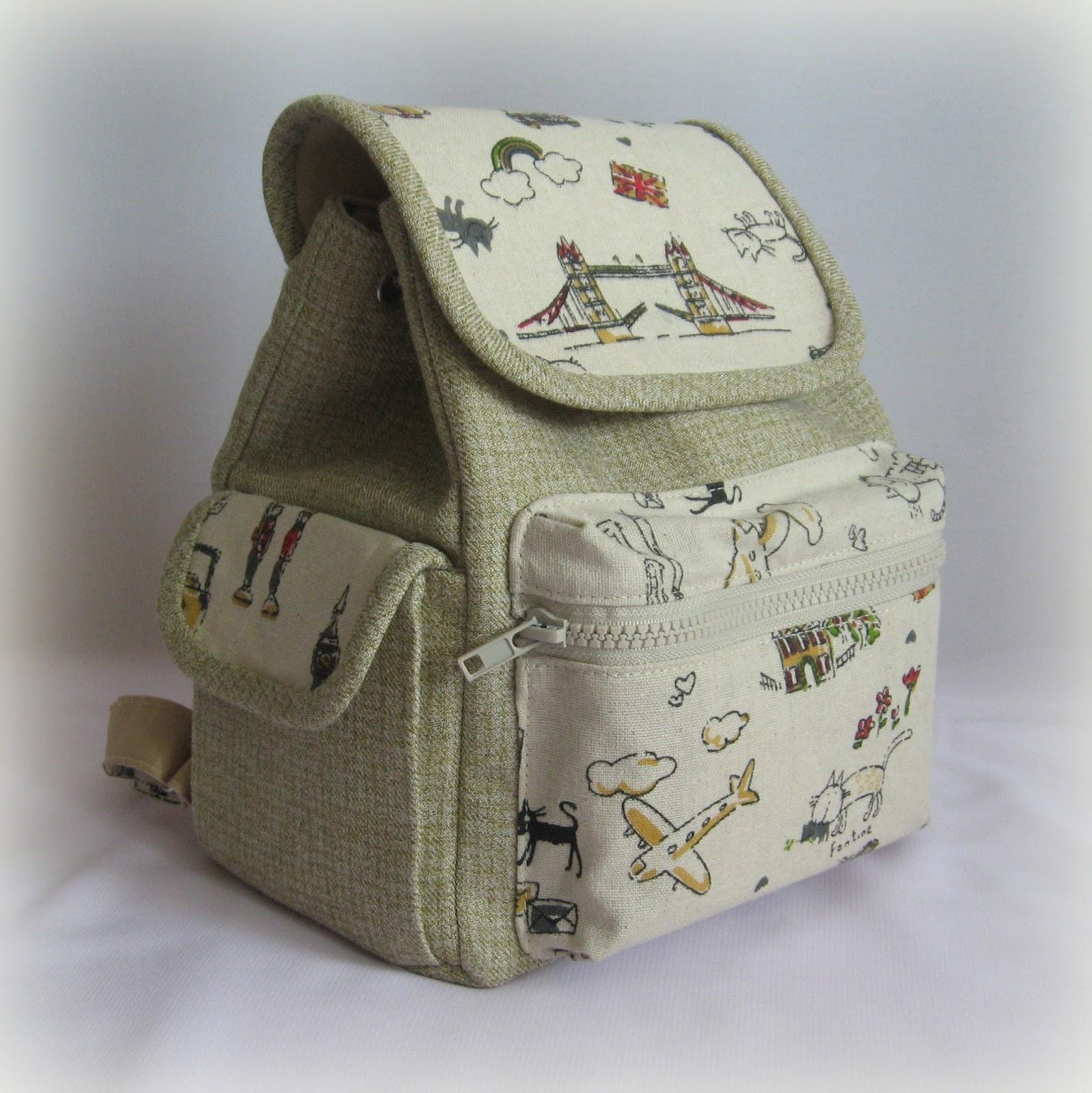 рюкзаки своими руками фото