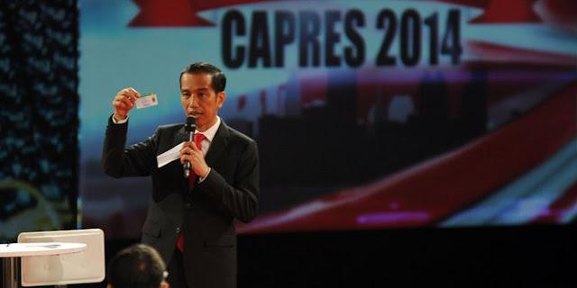BPN: Jokowi Menghindar Penyampaian Visi Misi Karena Janji 2014 Tidak Terealisasi