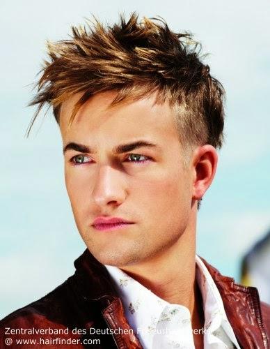 peinados modernos para hombres Elainacortez - Peinados Modernos Para Hombres