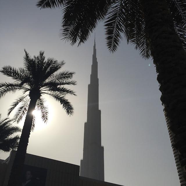 Sightseeing Dubai