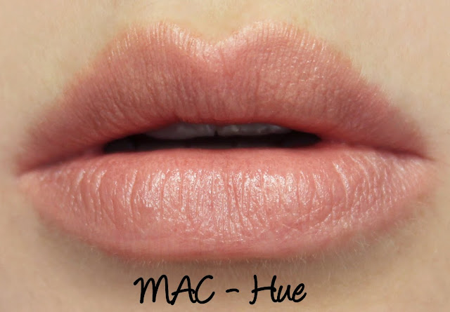 MAC Hue Lipstick Swatches & Review