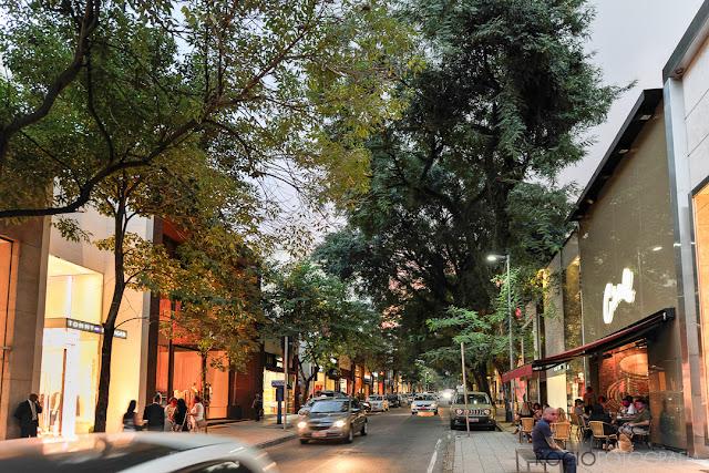 Rua Oscar Freire - Foto Divulgação