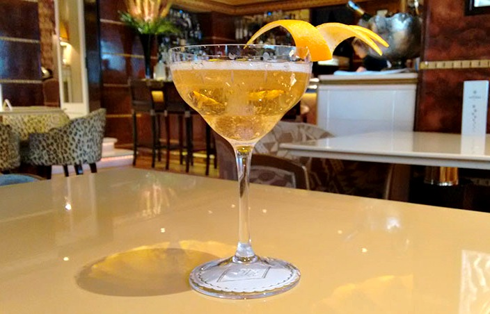 Ritz Rivoli Bar Ritz 100