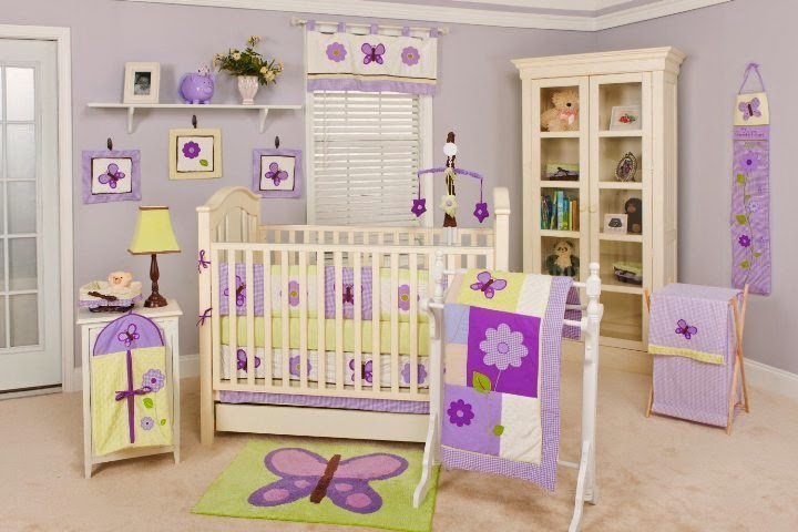 baby girl bedroom painting ideas