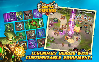 Castle Defense 2 v3.2.2 Mod