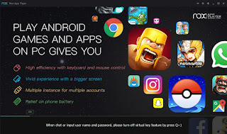 Download Emulator Android Nox APP Player 6.2.7.0
