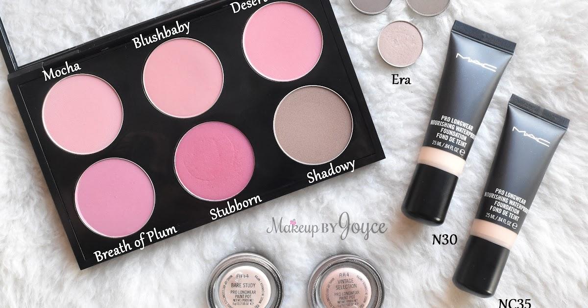 ❤ MakeupByJoyce ❤** !: Swatches + Review: MAC Haul (Blush ...