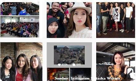 Instagram Natasha Wilona
