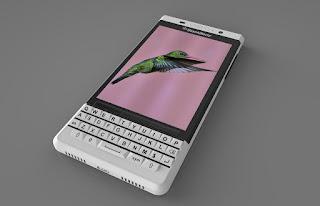 Penampakan Blackberry Mercury Mengunakan Keyboard QWERTY