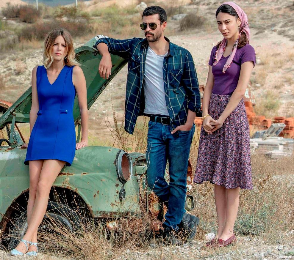 Nur Fettahoğlu, Blu Tvnin yeni dizisi Bozkır için imajını değiştirdi 41