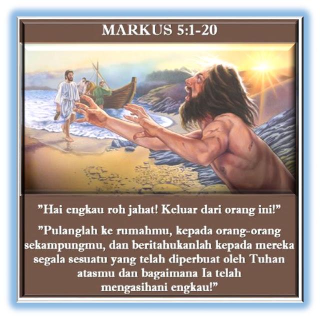 Markus 5:1-20