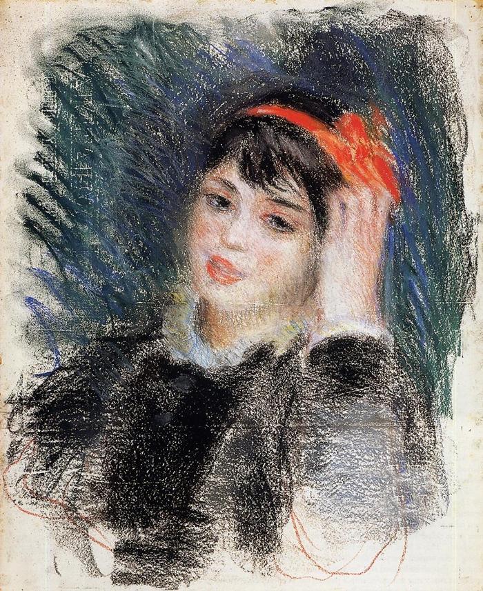 Pierre-Auguste Renoir 1841-1919 | The Models