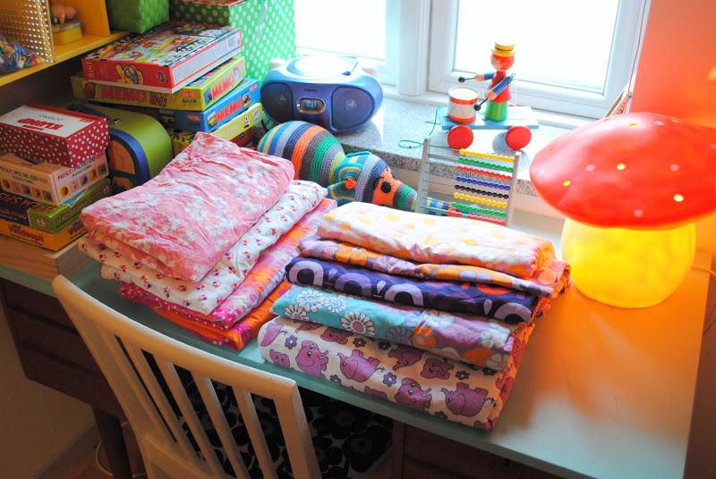sengetøj retro Julies kreahule: Noget med sengetøj sengetøj retro